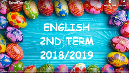 english infatil mayo 2019